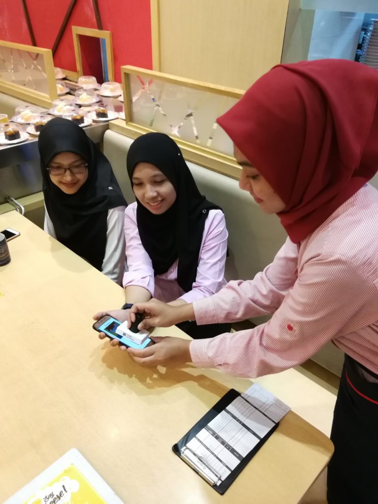 giftee Provided eGift System to Sushi King